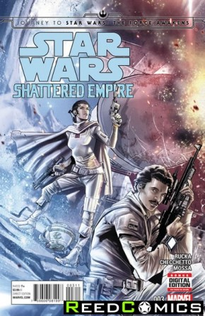 Journey to Star Wars The Force Awakens Shattered Empire #3