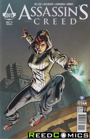 Assassins Creed #1 (Cover A)
