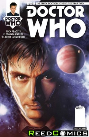 Doctor Who 10th Year Two #2