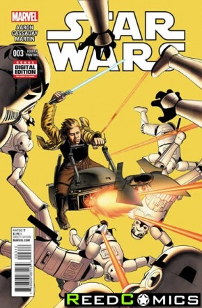 Star Wars Volume 4 #3 (4th Print)