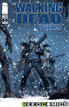 The Walking Dead Weekly #5 *HOT BOOK*