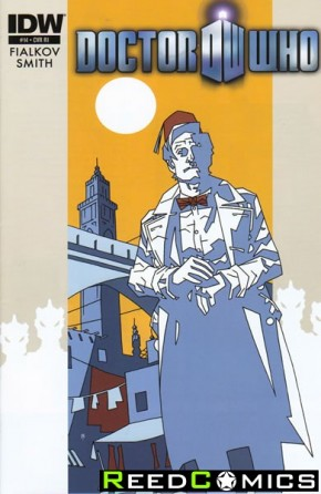 Doctor Who Ongoing Volume 2 #14 (1:10 Incentive)
