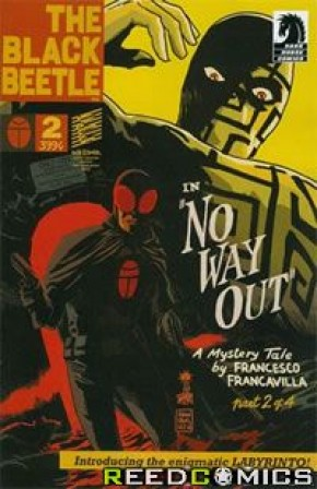 Black Beetle #2 No Way Out