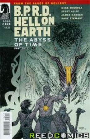BPRD Hell On Earth #104 The Abyss of Time #2