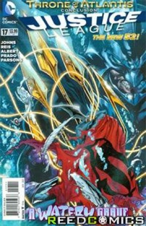Justice League Volume 2 #17