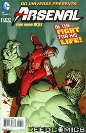 DC Universe Presents (2011) #17