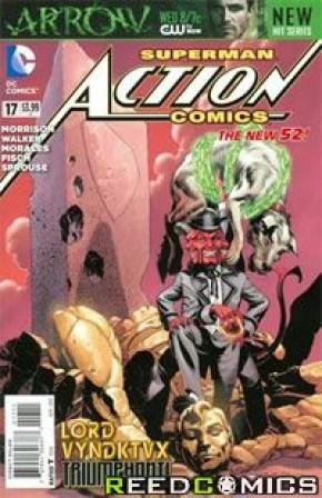 Action Comics Volume 2 #17