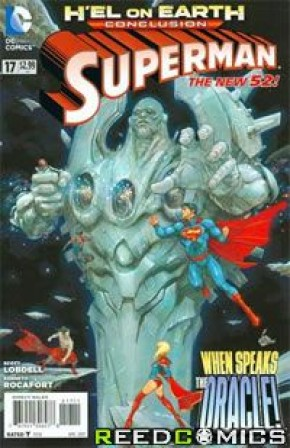 Superman Volume 4 #17