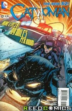 Catwoman Volume 4 #17