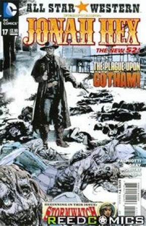 All Star Western Volume 2 #17