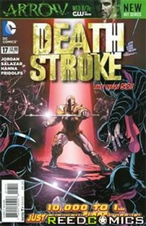 Deathstroke Volume 2 #17