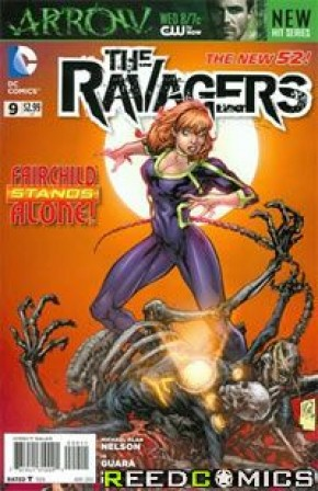 The Ravagers #9