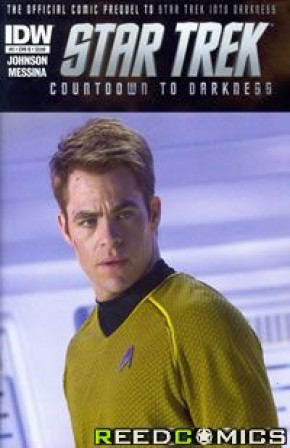 Star Trek Countdown to Darkness #2 (1 in 5 incentive)