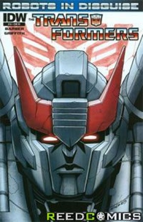 Transformers Robots In Disguise Ongoing #14 (1 in 10 Incentive)