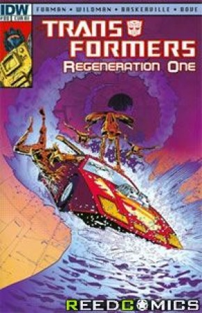 Transformers Regeneration One #88 (1 in 10 Incentive)
