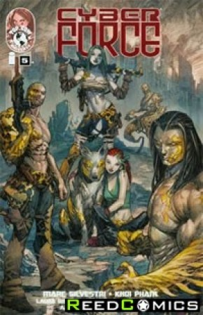 Cyber Force Volume 4 #5