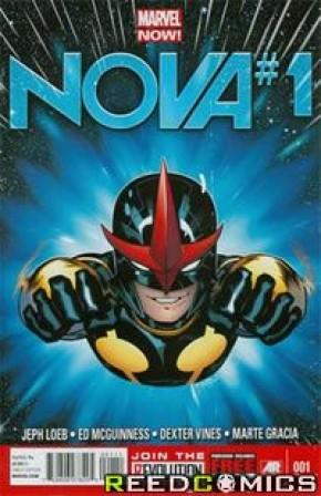 Nova Volume 5 #1