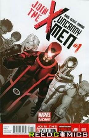 Uncanny X-Men Volume 3 #1