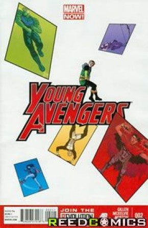 Young Avengers Volume 2 #2