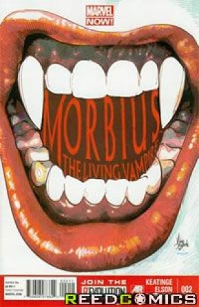 Morbius The Living Vampire #2