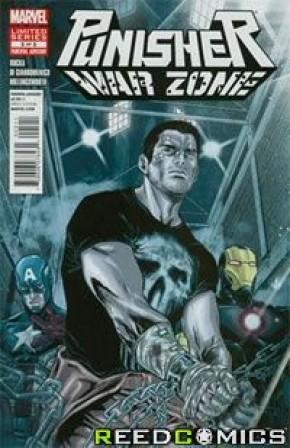 Punisher War Zone #5