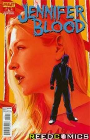 Garth Ennis Jennifer Blood #24