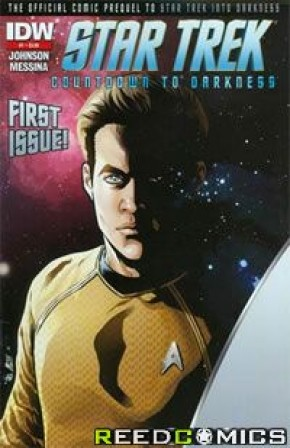 Star Trek Countdown to Darkness #1 (2nd Print)