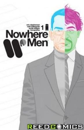 Nowhere Men #1 (3rd Print) *HOT BOOK*