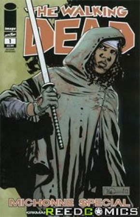 The Walking Dead Michonne Special (2nd Printing)