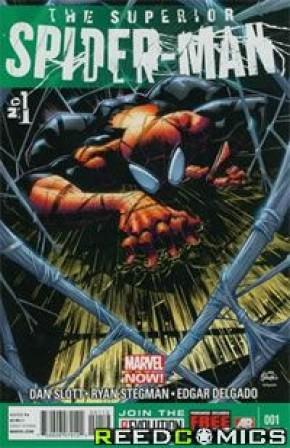 Superior Spiderman #1 (3rd Print)
