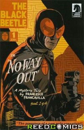 Black Beetle #1 No Way Out (2nd Print)