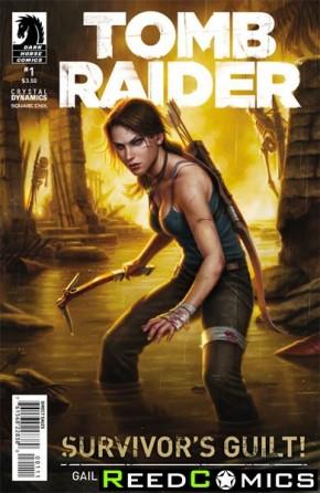 Tomb Raider Volume 2 #1