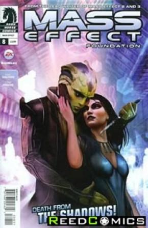 Mass Effect Foundation #8