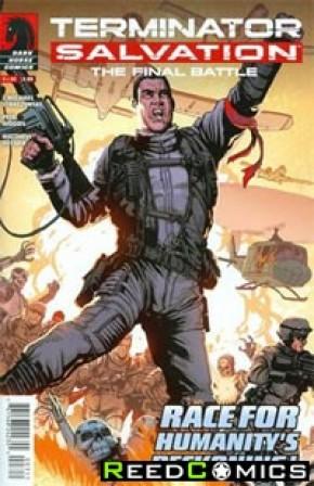 Terminator Salvation The Final Battle #3
