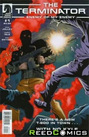 Terminator Enemy of My Enemy #1