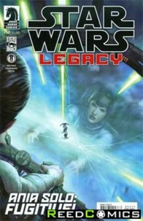 Star Wars Legacy II #12