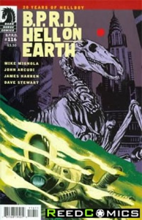 BPRD Hell On Earth #116