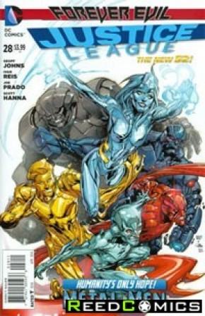 Justice League Volume 2 #28