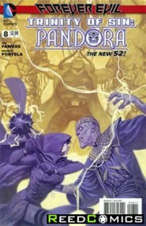 Trinity of Sin Pandora #8