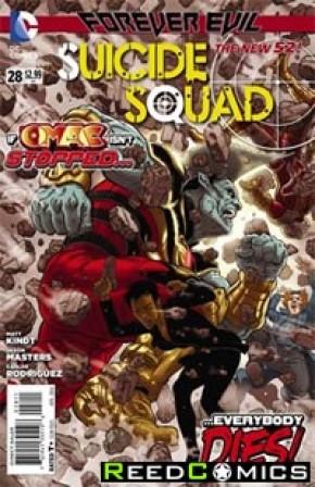 Suicide Squad Volume 3 #28