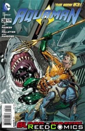 Aquaman Volume 5 #28