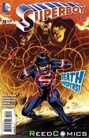 Superboy Volume 5 #28