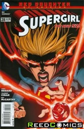 Supergirl Volume 6 #28