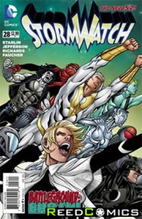 Stormwatch Volume 3 #28