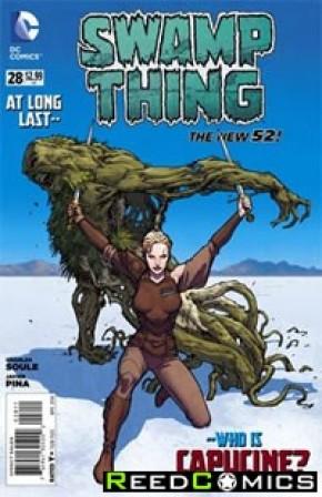 Swamp Thing Volume 5 #28