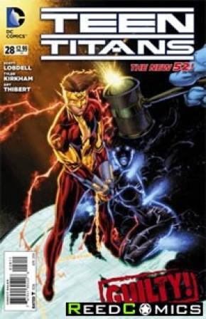 Teen Titans Volume 4 #28
