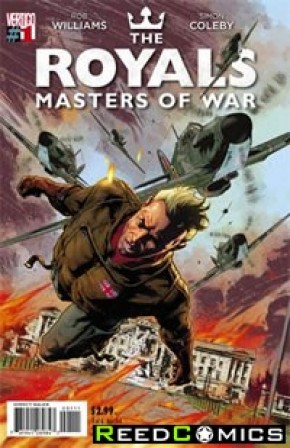 Royals Masters of War #1