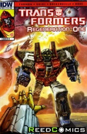 Transformers Regeneration One #99 (Cover A)