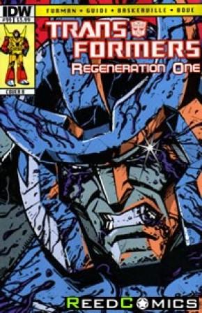 Transformers Regeneration One #99 (Cover B)