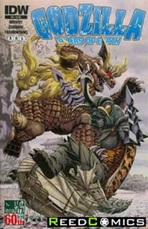 Godzilla Rulers of the Earth #9